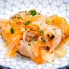 揚げ鶏のジンジャーマリネ