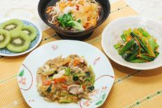 第11回 しっかり食べられる、メタボ予防レシピ