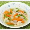 白いんげん豆のスープ煮