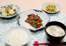 第5回<br>【肥満対策】 おかずをしっかり食べて夏ばて知らず! の食卓