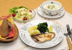第8回<br>【脂質異常症対策】 青魚とたっぷりの野菜で血液をサラサラに!