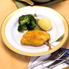 鶏肉のカレーソテー