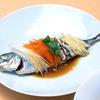 あじの清蒸魚(チンツォンユイ)