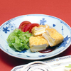 豆腐のチーズサンドフライ
