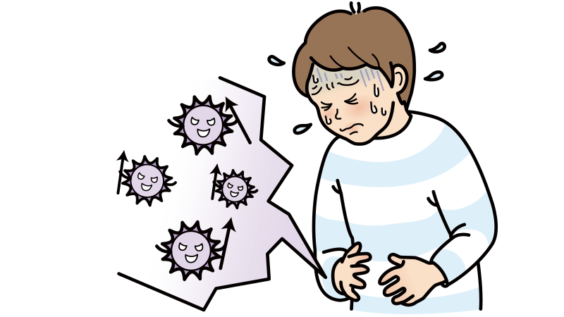 「ノロウイルス ~流行の前に対策を!~」詳しくはこちらから。